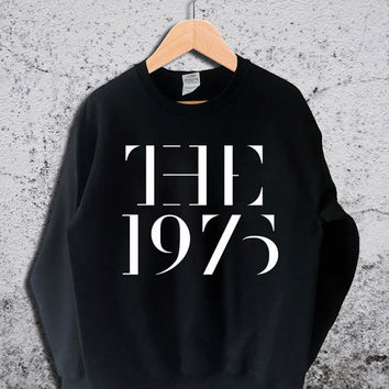 The 1975 Sweatshirt The 1975 Band Unisex Sweatshirts