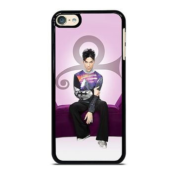 PRINCE PURPLE IN MEMORIAM iPod 4 5 6 Case