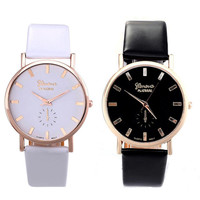 GENEVA Watches Women Dress Watch Stylish Women Casual Watch Quartz Watches