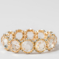 Jenny Jeweled Stretch Bracelet