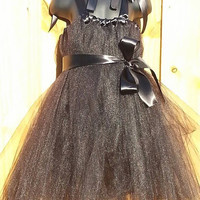 Breakfast at Tiffany's Inspired/Black tutu dress/ Multi options/colors