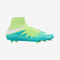 The Nike Hypervenom Phantom II Women's Firm-Ground Soccer Cleat.