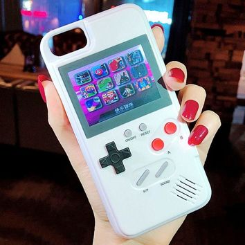 New IPhone Gameboy Color Phone Case