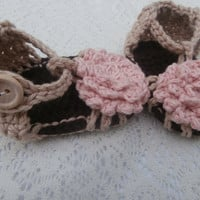 baby clothes crochet baby sandals baby girl by stitchesbystephann