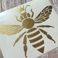 Queen Bee | Queen B | Queen Bee Decal
