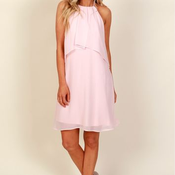 Be Angelic Classic Dress Blush