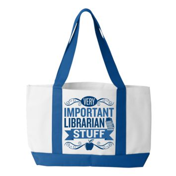 Librarian - Important Stuff
