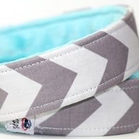 Chevron Camera Strap - Gray Chevron Strap - DSLR Camera Strap - Custom Camera Strap - Gray Chevy