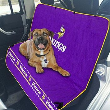 Minnesota Vikings Car Seat Cover