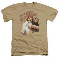 Cheech And Chong - Rolled Up Adult Heather