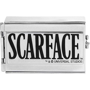 Officially Licensed SCARFACE Stash Case Belt Buckle