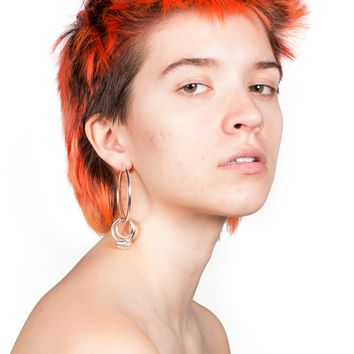 SOOP SOOP - Sorelle NYC Marta Earring Single