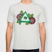 I See You △ T-shirt by haleyivers