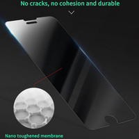 Ultra-thin 0.33mm Electroplating HD Clear Tempered Glass Screen Protector Film For iPhone 7 7Plus & iPhone 6s 6