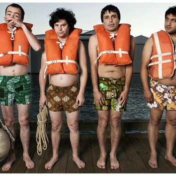 The Shins Band Portrait Poster 11x17