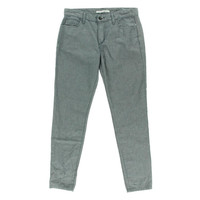 Joe's Womens Linen Blend Weekender Skinny Pants