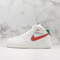 Stranger Things x Nike Air Force 1 Mid Hawkins High Sneakers