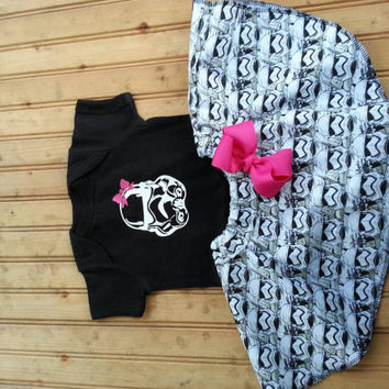 Storm trooper star wars baby girls clothes set the force awakens
