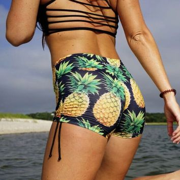 Pineapple Passion Shorts