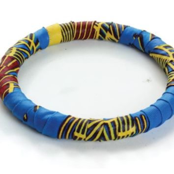 Ankara and Kintege Bangle