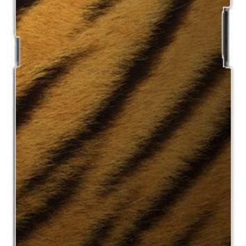 Wild Tiger Animal Skin Unique Quality Hard Snap On Case for Samsung Galaxy S4 I9500 - White Case