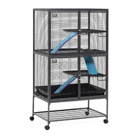 Midwest Homes For Pets Critter Nation Small Animal Double Unit Cage | Wayfair