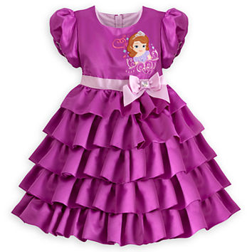 Disney Sofia Deluxe Dress for Girls | Disney Store