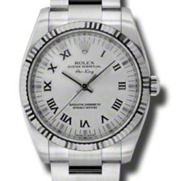 Rolex Air-King Mens Self-Winding Watch 114234SRO