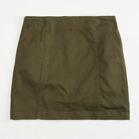 IVY & MAIN Stretch Twill Girls Skirt | Skirts