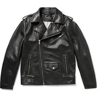 Marc by Marc Jacobs - Martin Leather Biker Jacket | MR PORTER