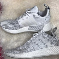Adidas nmd R2 Trending Leisure Running Sports Shoes
