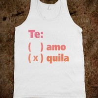 White Tank | Funny Spanish Shirts