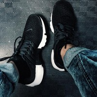 Nike Air Presto Flyknit Ultra Jogging shoes for men and women