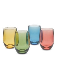 Duraclear Osteria Bordeaux Glasses, Set of 4