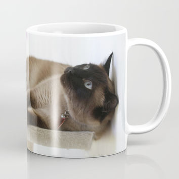 What's Up? Mug by Theresa Campbell D'August Art