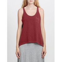 PREMIUM Basic Sleeveless Loose Fit Muscle Tank Top