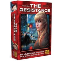 The Resistance - Tabletop Haven