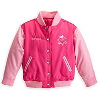 Disney Princess Varsity Jacket for Girls - Personalizable | Disney Store