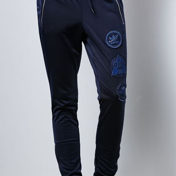 adidas - Rita Ora Cosmic Confession Track Pants - Womens Pants - Blue