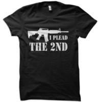 I Plead The 2nd T-Shirt from These Shirts