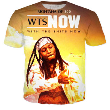 Montana Of 300 Wts Now T Shirt