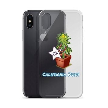 CALIFORNIA KUSH iPhone Case