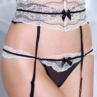 Dream Angels Lace V-string Panty - Angels by Victoria's Secret - Victoria's Secret