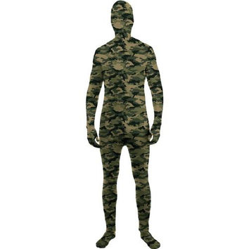 Costume Morphsuit: Skin Suit | Large - Camo