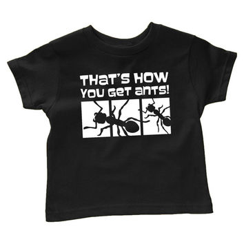 "Archer ""Ants"" Toddler T-Shirt (2T - 7)"