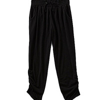 Jessica Simpson 7-16 Iris Soft Solid Pant - Black
