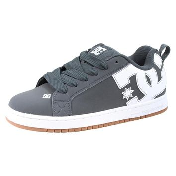 DC Shoes Men's Court Graffik Skateboarding Sneakers Shoes
