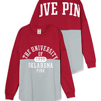 University of Oklahoma Varsity Crew - PINK - Victoria's Secret