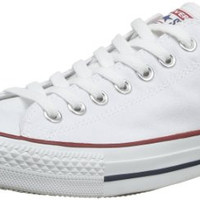 Converse Chuck Taylor All Star Lo Top Optical White 6.5