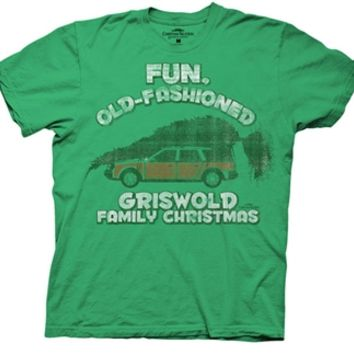 Old Fashioned Griswold Christmas Vacation T-Shirt